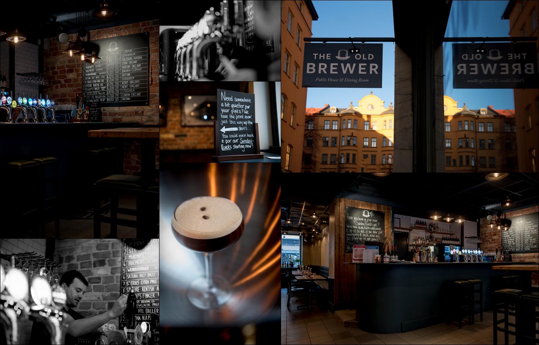 Pub in Stockholm