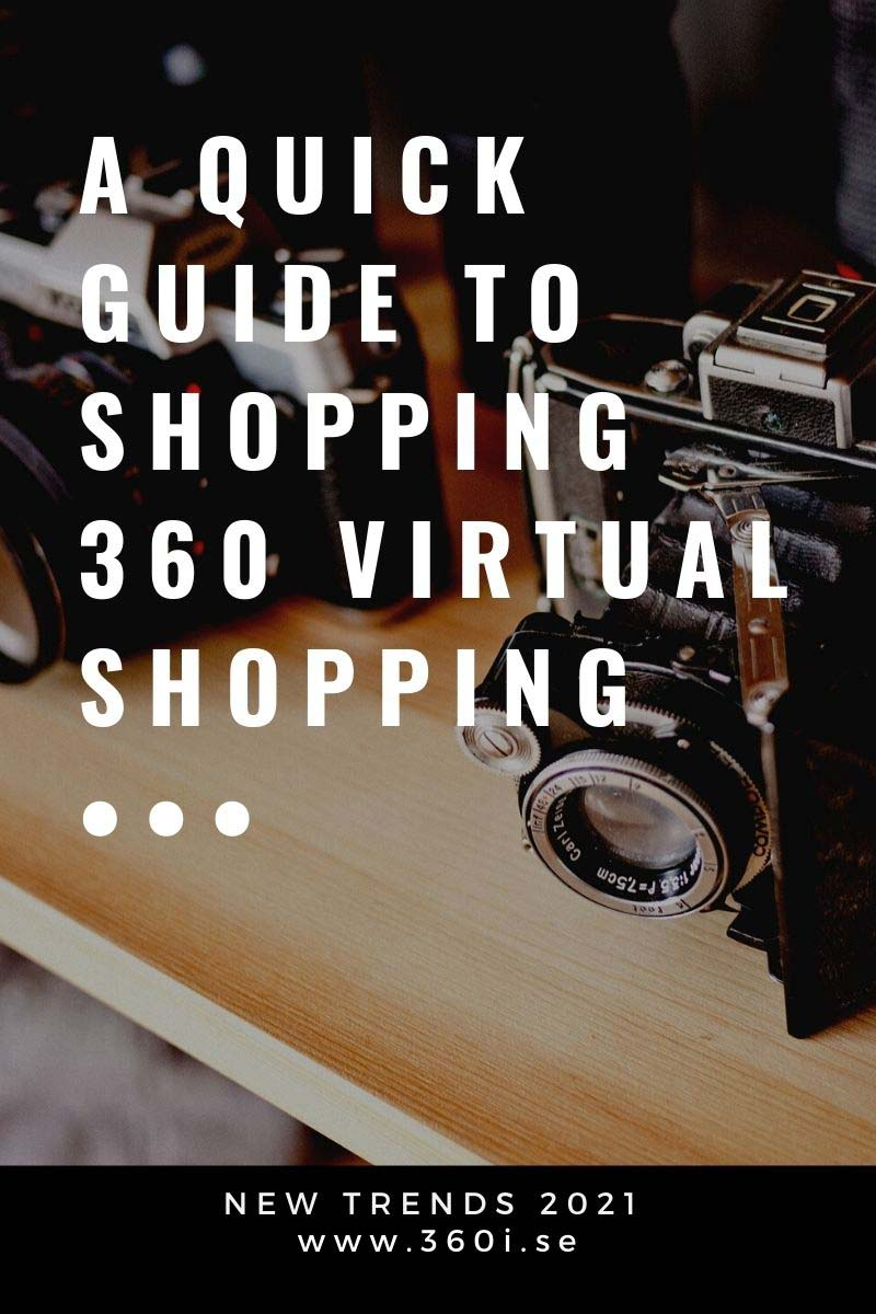 virtual shopping guide